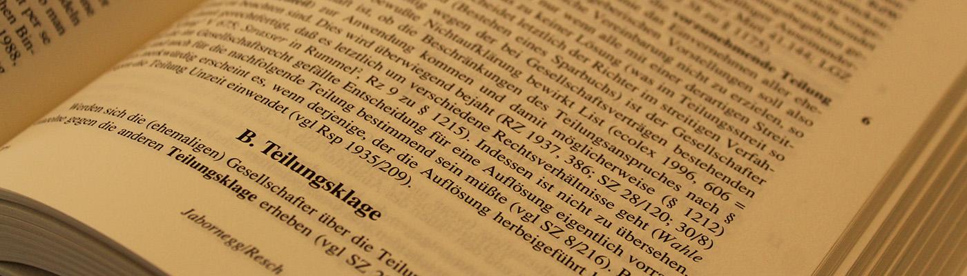Header Gesetzestext